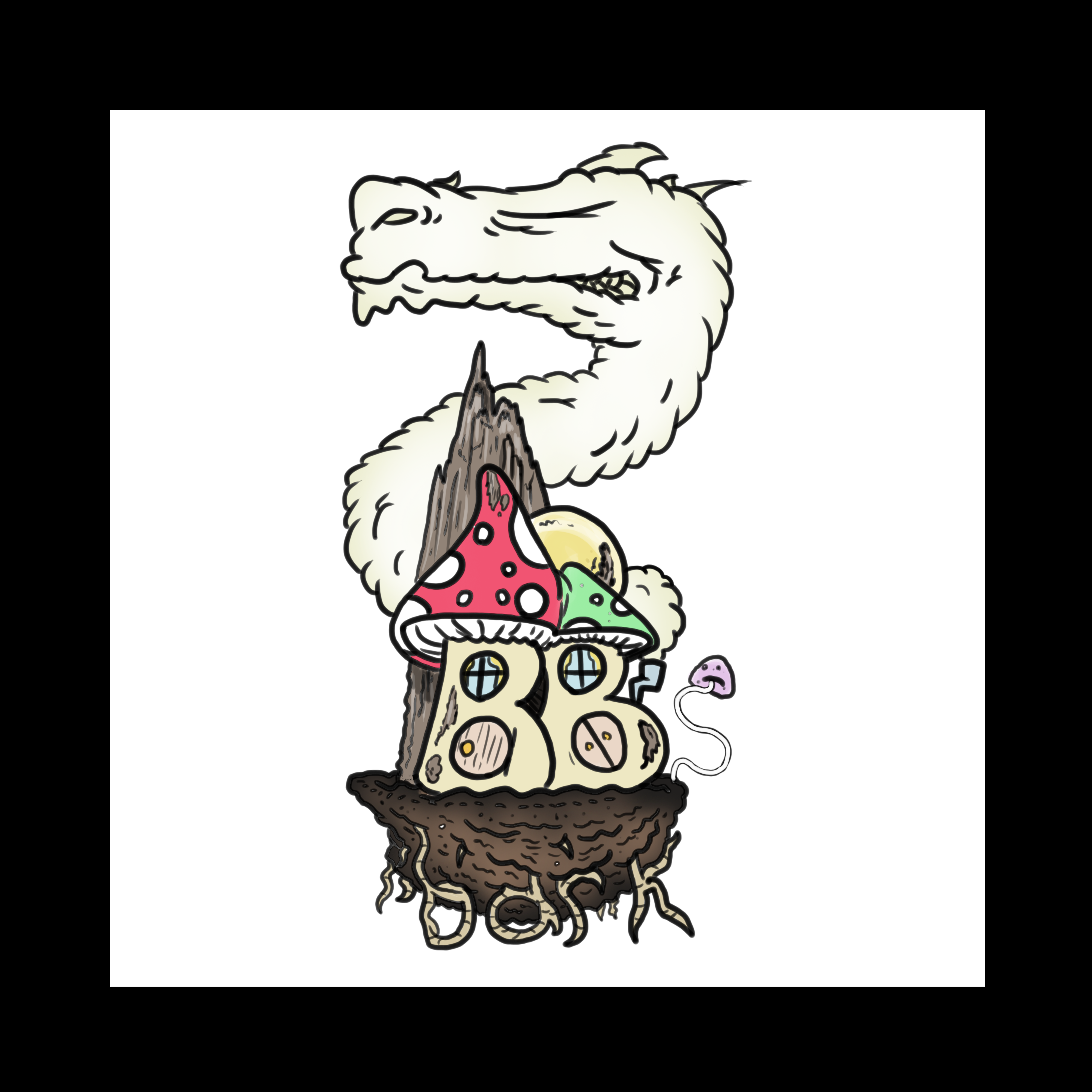 BB's Bark Logo